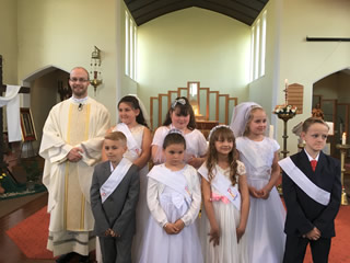 Holy communion 5th may 2018 (2nd group) 1