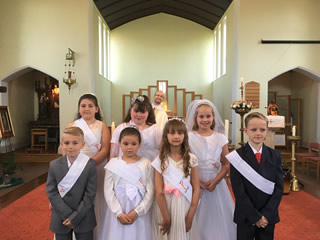 Holy communion 5th may 2018 (2nd group) 2