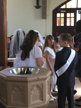 Holy communion 5th may 2018 (2nd group) 3