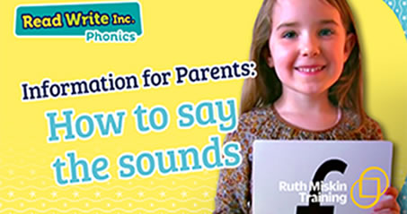 How to say the sounds